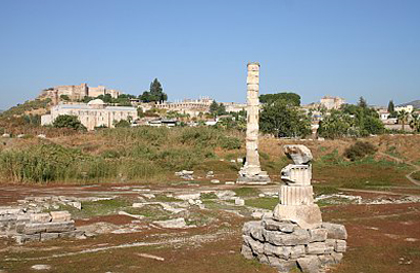 Temple of Artemis Ephesus| Temple of Artemis History | Information ...