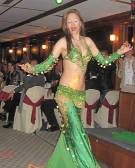 istanbul by night, turkish night show in istanbul, belly dance show