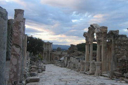 private ephesus tour, day tour to ephesus, ephesus travel, ephesus information