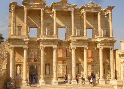 istanbul ephesus and pamukkale tours by flight