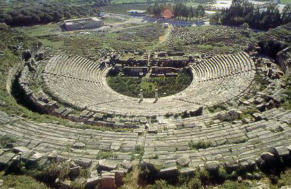 information about miletus ancient city