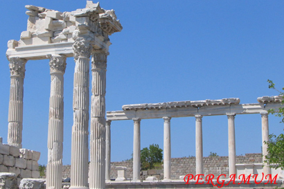 ephesus tour, pergamum tour, travel pergamum, tours in ephesus, travel ephesus, pergamum turkey